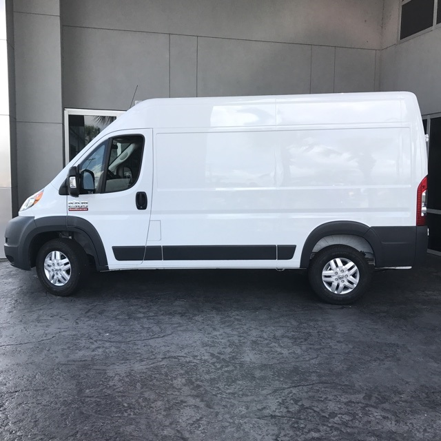 2017 ProMaster 2500 High Roof Cargo Van #H0612 - photo 3