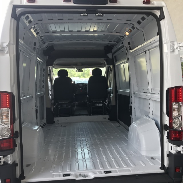 2017 ProMaster 2500 High Roof Cargo Van #H0612 - photo 2