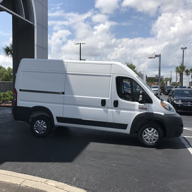 2017 ProMaster 2500 High Roof Cargo Van #H0612 - photo 25