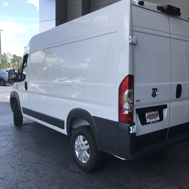 2017 ProMaster 2500 High Roof Cargo Van #H0612 - photo 4