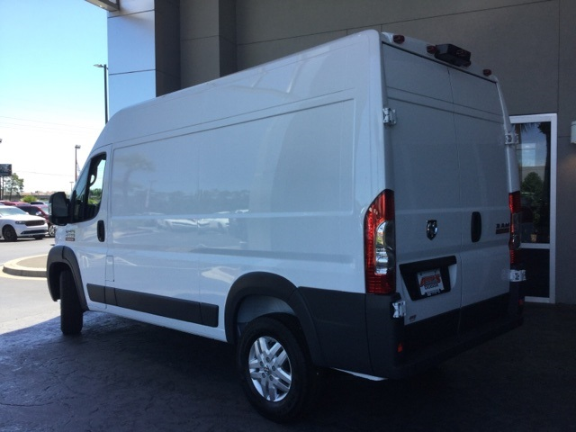 2017 ProMaster 2500 High Roof Cargo Van #H0617 - photo 4