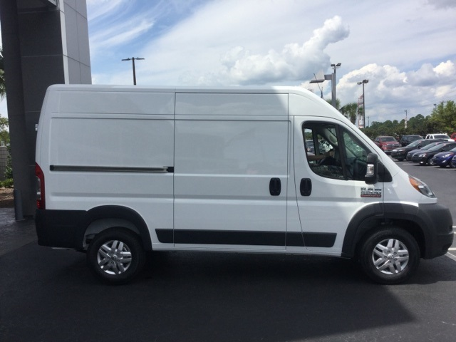 2017 ProMaster 2500 High Roof Cargo Van #H0651 - photo 31