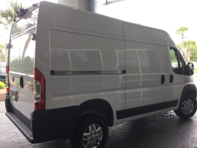 2017 ProMaster 2500 High Roof Cargo Van #H0651 - photo 6