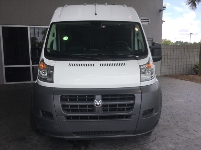 2017 ProMaster 2500 High Roof Cargo Van #H0651 - photo 8