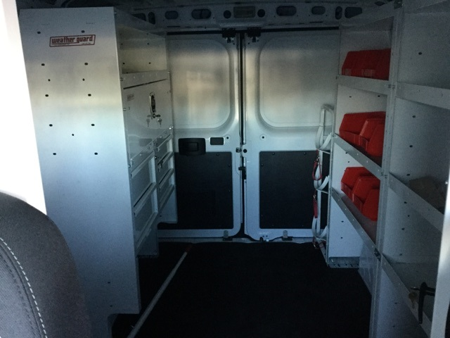 2018 ProMaster 1500 Standard Roof, Weather Guard General Service Upfitted Van #J0009 - photo 31
