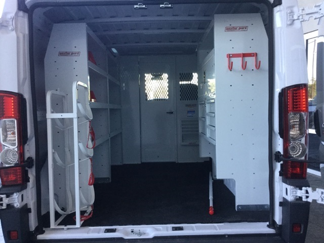2018 ProMaster 1500 Standard Roof, Weather Guard General Service Upfitted Van #J0009 - photo 2