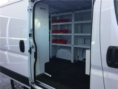 2018 ProMaster 1500 Standard Roof, Weather Guard General Service Upfitted Van #J0009 - photo 34