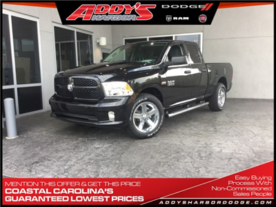 2018 Ram 1500 Quad Cab,  Pickup #J0019 - photo 1