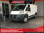 2018 ProMaster 1500 Standard Roof,  Empty Cargo Van #J0023 - photo 1