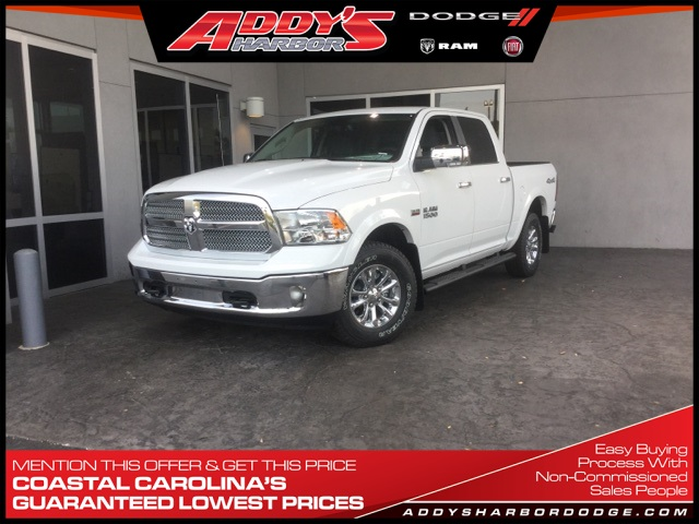 2018 Ram 1500 Crew Cab 4x4, Pickup #J0025 - photo 1