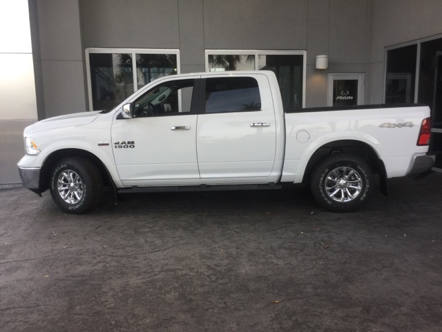 2018 Ram 1500 Crew Cab 4x4, Pickup #J0025 - photo 3