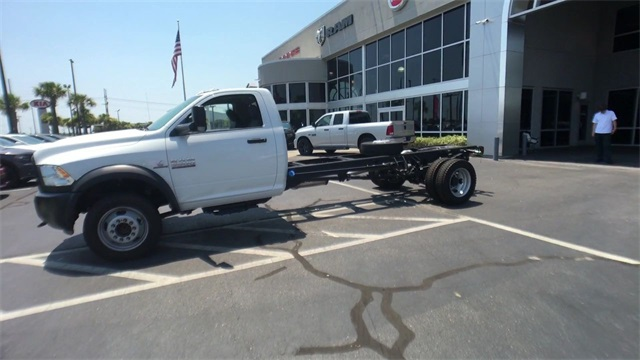 2018 Ram 5500 Regular Cab DRW 4x4,  Cab Chassis #J0049 - photo 2