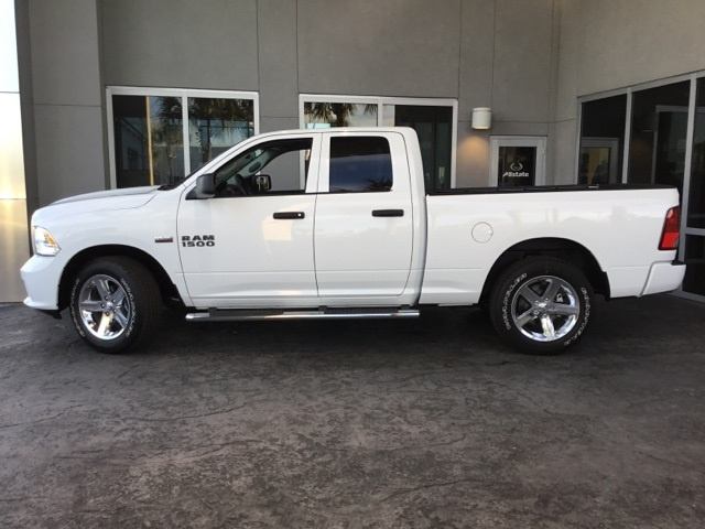 2018 Ram 1500 Quad Cab, Pickup #J0108 - photo 3