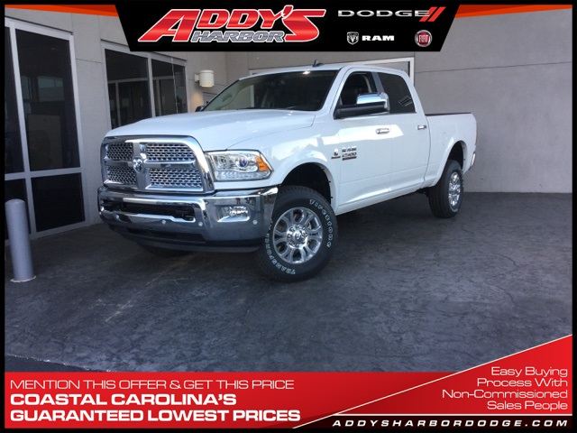 2018 Ram 2500 Crew Cab 4x4 Pickup #J0120 - photo 1