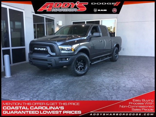 2018 Ram 1500 Crew Cab 4x4 Pickup #J0122 - photo 1