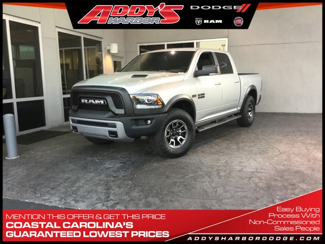 2018 Ram 1500 Crew Cab 4x4 Pickup #J0134 - photo 1