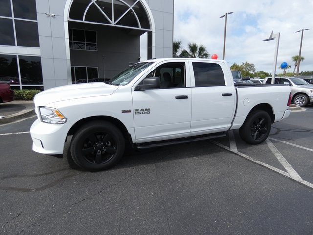 2018 Ram 1500 Crew Cab 4x2,  Pickup #J0157 - photo 3