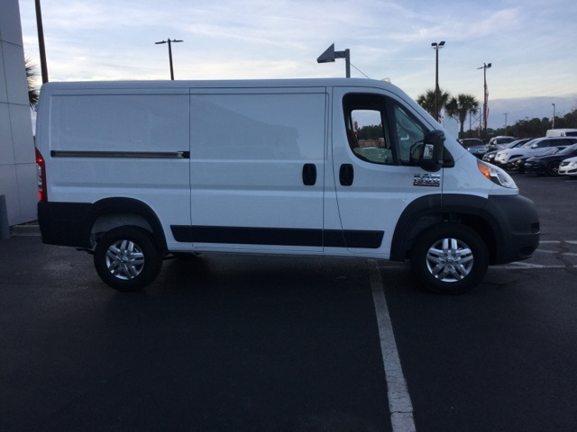 2018 ProMaster 1500 Standard Roof,  Empty Cargo Van #J0172 - photo 31