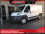 2018 ProMaster 1500 Standard Roof,  Empty Cargo Van #J0172 - photo 1