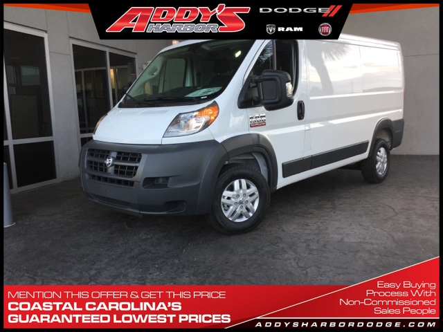 2018 ProMaster 1500 Standard Roof FWD,  Empty Cargo Van #J0173 - photo 1
