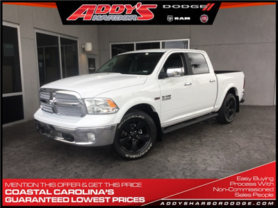 2018 Ram 1500 Crew Cab 4x2,  Pickup #J0266 - photo 1