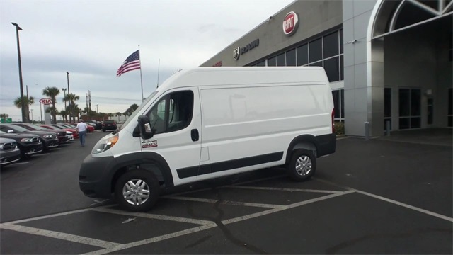 2018 ProMaster 1500 High Roof,  Empty Cargo Van #J0310 - photo 3