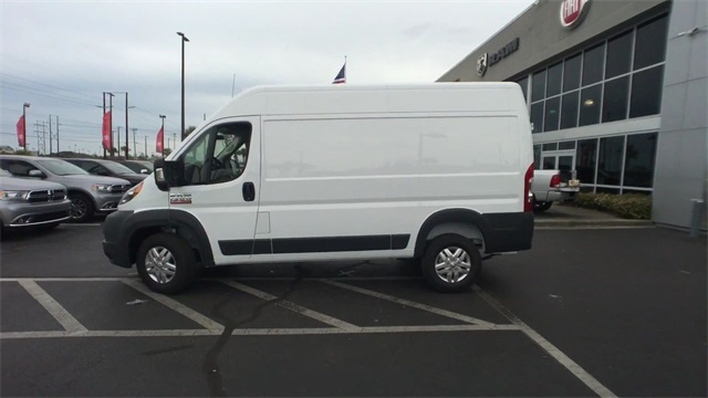 2018 ProMaster 1500 High Roof,  Empty Cargo Van #J0310 - photo 4