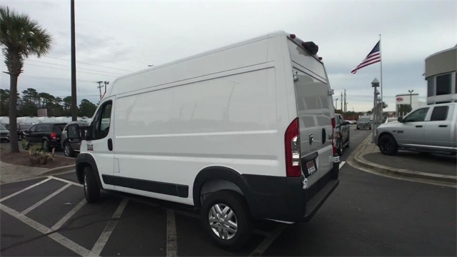 2018 ProMaster 1500 High Roof,  Empty Cargo Van #J0310 - photo 5