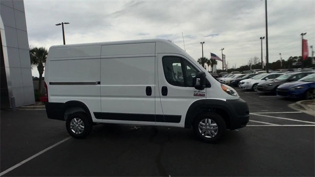 2018 ProMaster 1500 High Roof,  Empty Cargo Van #J0310 - photo 8