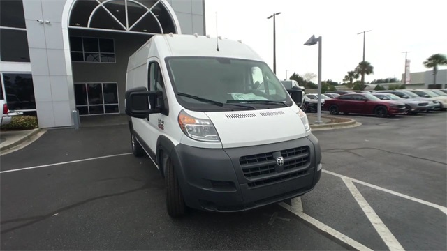 2018 ProMaster 1500 High Roof,  Empty Cargo Van #J0310 - photo 9