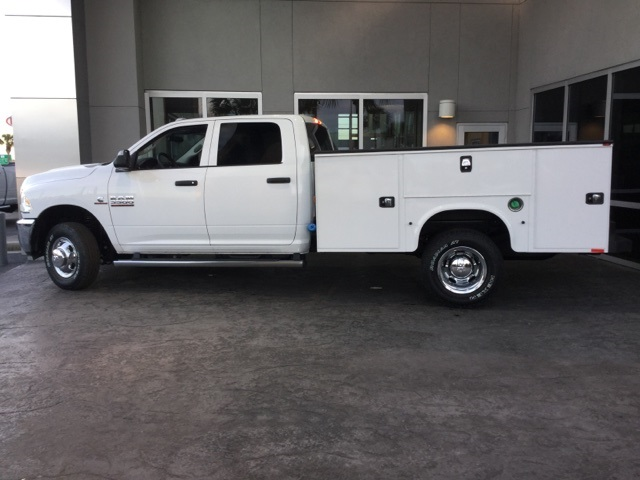 2018 Ram 3500 Crew Cab DRW 4x4,  Knapheide Service Body #J0333 - photo 3