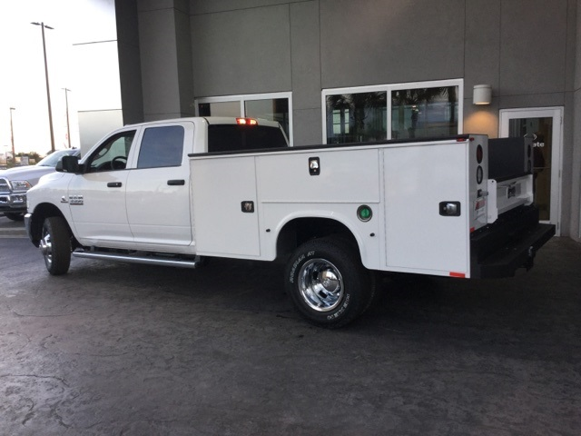2018 Ram 3500 Crew Cab DRW 4x4,  Knapheide Service Body #J0333 - photo 2