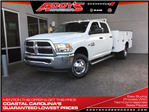 2018 Ram 3500 Crew Cab DRW 4x4,  Knapheide Service Body #J0333 - photo 1