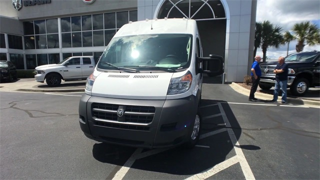2018 ProMaster 2500 High Roof,  Empty Cargo Van #J0348 - photo 4