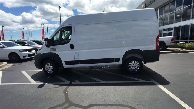 2018 ProMaster 2500 High Roof,  Empty Cargo Van #J0348 - photo 6