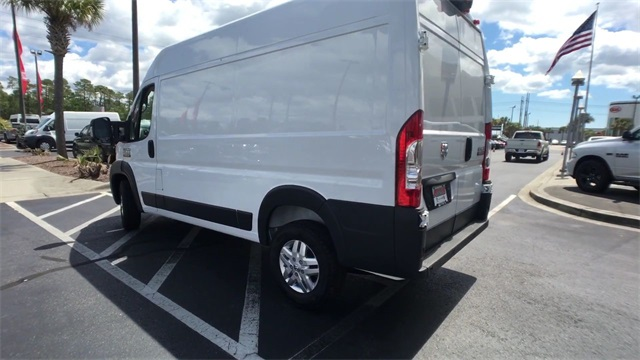 2018 ProMaster 2500 High Roof,  Empty Cargo Van #J0348 - photo 2