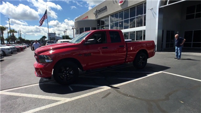 2018 Ram 1500 Quad Cab 4x2,  Pickup #J0365 - photo 5