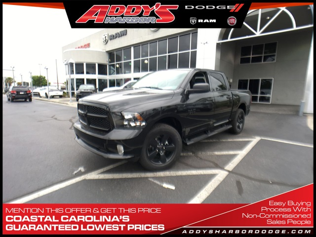 2018 Ram 1500 Crew Cab 4x4,  Pickup #J0392 - photo 1