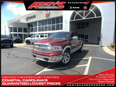 2018 Ram 1500 Crew Cab 4x4,  Pickup #J0407 - photo 1