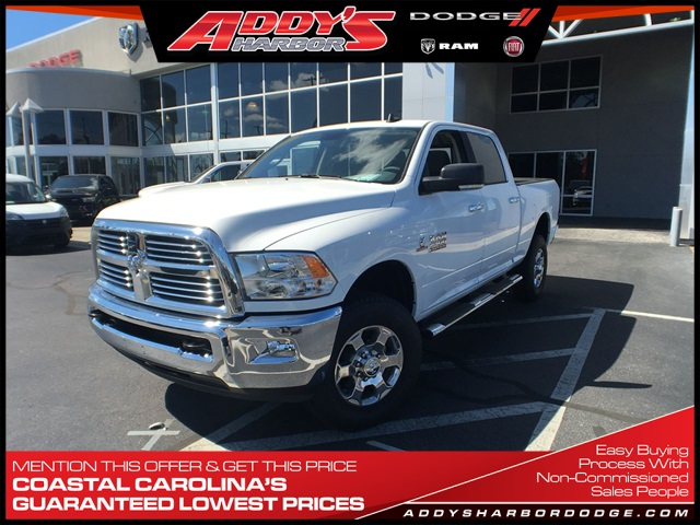 2018 Ram 2500 Crew Cab 4x4,  Pickup #J0417 - photo 1