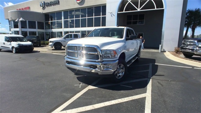 2018 Ram 2500 Crew Cab 4x4,  Pickup #J0417 - photo 4