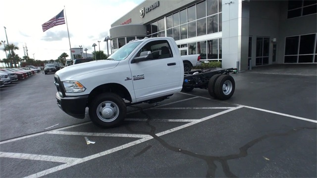 2018 Ram 3500 Regular Cab DRW,  Cab Chassis #J0425 - photo 5