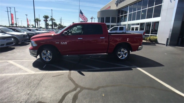 2018 Ram 1500 Crew Cab 4x4, Pickup #J0456 - photo 9