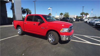 2018 Ram 1500 Crew Cab 4x4, Pickup #J0456 - photo 6