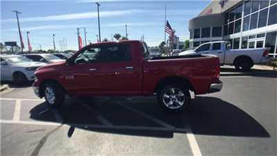 2018 Ram 1500 Crew Cab 4x4, Pickup #J0456 - photo 2