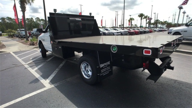 2018 Ram 3500 Regular Cab DRW 4x4,  Knapheide Platform Body #J0477 - photo 2