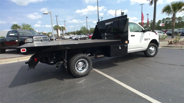 2018 Ram 3500 Regular Cab DRW 4x4,  Knapheide Platform Body #J0477 - photo 8