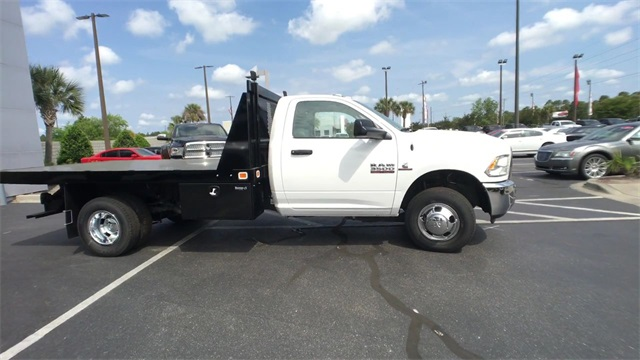 2018 Ram 3500 Regular Cab DRW 4x4,  Knapheide Platform Body #J0477 - photo 9