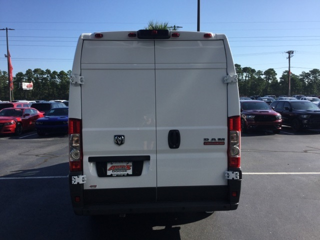 2018 ProMaster 3500 High Roof FWD,  Empty Cargo Van #J0617 - photo 4
