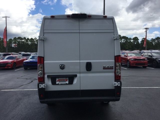 2018 ProMaster 3500 High Roof FWD,  Empty Cargo Van #J0622 - photo 4